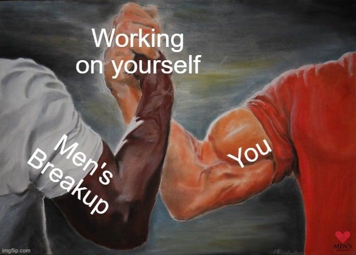 self improvement memes for guys
